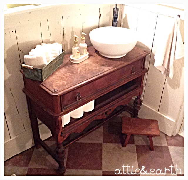 Bathroom Creations Attic Earth